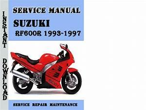 Suzuki Rf600r 1993