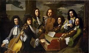 Gabbiani,Antonio Domenico.Ferdinando de' Medici with his ...