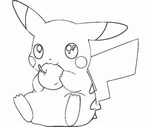 Pokemon Coloring Pages Pikachu - Coloring Home