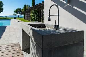 evier exterieur pierre evier exterieur en pierre on With salle de bain design avec evier exterieur en pierre