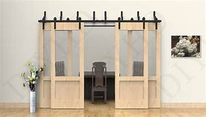 online get cheap steel closet doors aliexpresscom With 4 ft sliding barn door