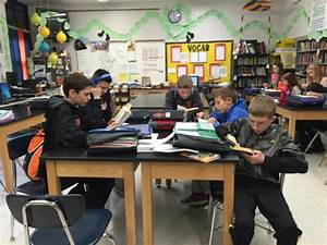 Classroom Spotlight: Challenge inspires Lincoln Middle ...
