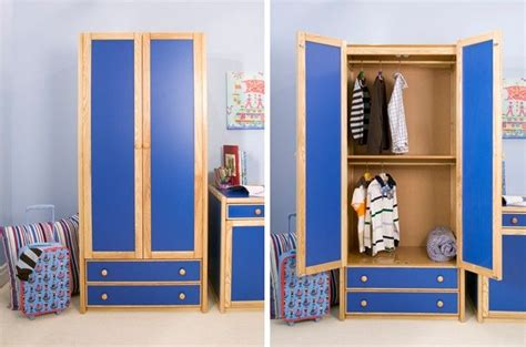 Child Wardrobe by Combi Wardrobe Also Available In White