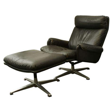 swivel lounge chair and ottoman scandinavian swivel lounge chair and ottoman for sale at