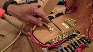 Boat Wiring  Part 4
