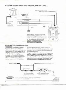 Accel Dual Point Distributor Wiring Diagram Msd Ignition