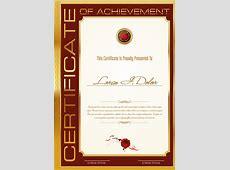 Golden frame certificate template vector Free vector in