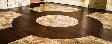 Wood Flooring Decorative Designs