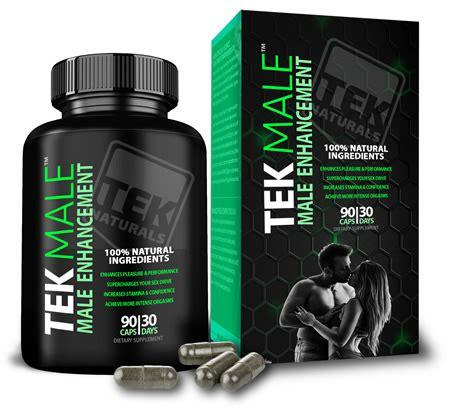 tekmale review   male enhancement supplement