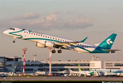 I-adjs Operated By Air Dolomiti Taken