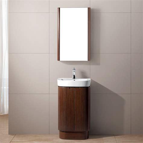"""Vigo 20"""" Calantha Single Bathroom Vanity With Medicine"""