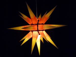 Herrnhuter Stern Beleuchtung : der sch nste advents und weihnachtsstern fontblog ~ Michelbontemps.com Haus und Dekorationen