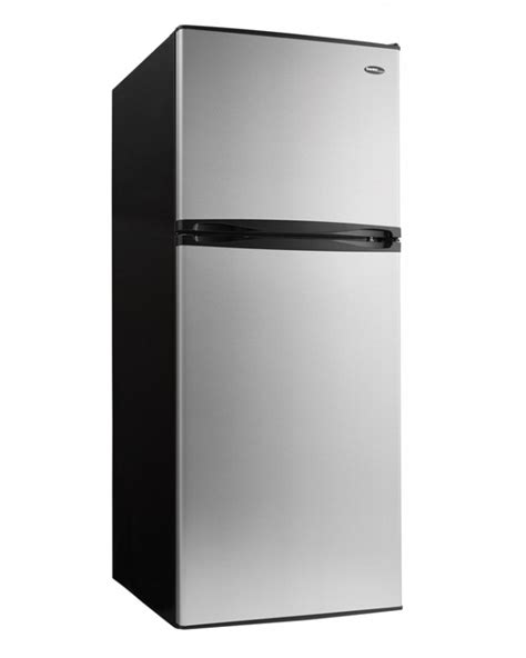 Roper Apartment Size Refrigerator by Dff123c2bssdd Danby Designer 12 3 Cu Ft Apartment Size