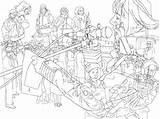 Funeral Clipart Transparent Line Felix Webstockreview Angle Area sketch template
