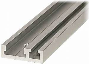 Miter Slot and T-Slot Table Accessories