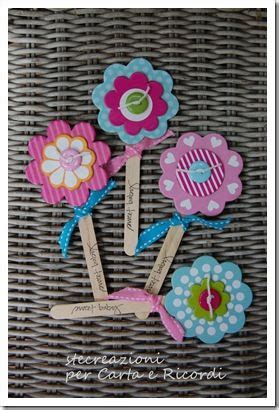 segnalibri mestieri facili kids crafts artigianato