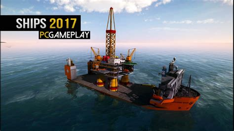 Cargo Boat Simulator by Ships 2017 Gameplay Pc Hd