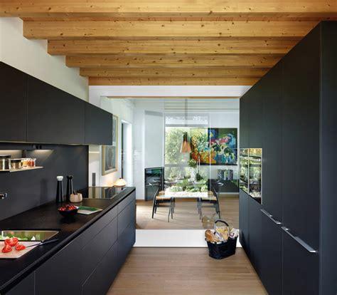 como combinar cocinas  muebles oscuros love cooking neff