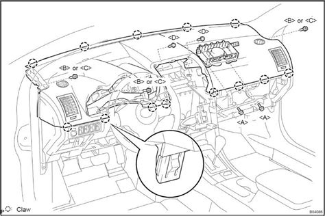 2005 Scion Xb Engine Diagram by Dash Removal Diagram Inside Scionlife