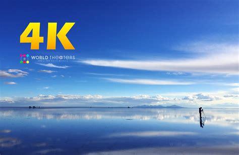 """#063 """"Salar de Uyuni, Bolivia"""" in 4K (ウユニ塩湖/ボリビア)世界一周26カ国目 ..."""