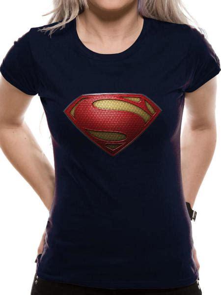 man  steel superman textured logo dc comics official