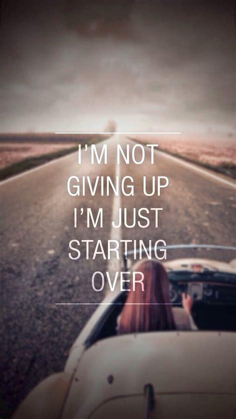 im  giving  im  starting  inspiring