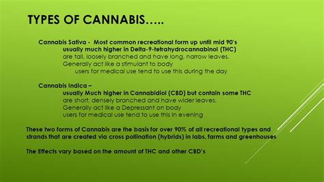 Marijuana Facts And Effects