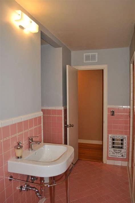 Bathroom Yellow Tile