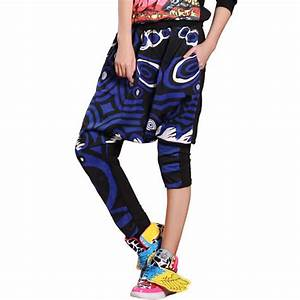 2016 Women Harem Pants Casual Sport Hip Hop Pants Sweatpants Costumes Trousers For Girls Brand ...