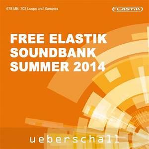 Free Elastik Demo Summer 2014 at Ueberschall