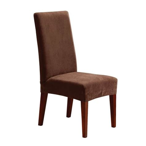 target chair slipcovers stretch pique dining chair slipcover sure fit target