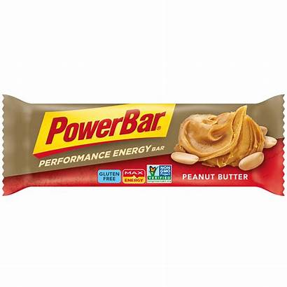 Bar Energy Peanut Butter Powerbar Wrapper Performance