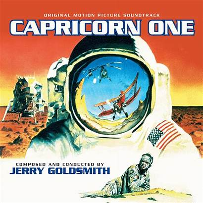 Capricorn Goldsmith Jerry Soundtrack Intrada 1978 Cd