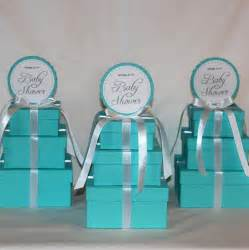 acrylic wedding invitations small centerpiece light teal and white three tier by
