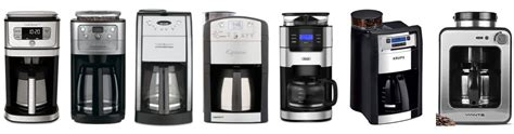 We researched and tested some of the top coffee makers with grinders to improve your morning brew. The 7 Best Grind and Brew Coffee Makers (2020) - FullMoonCafe