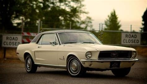 amazing mustang v8 purchase used 1968 ford mustang 289 v8 auto drives amazing