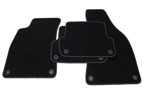audi a4 floor mats winter floor mats for audi a4 8e b6 b7 2000 2008 black