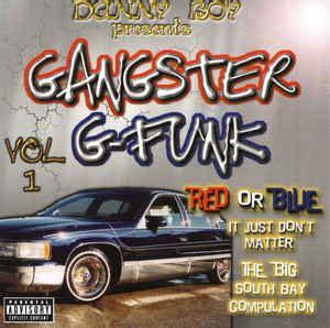 danny boy presents gangster  funk vol   cd