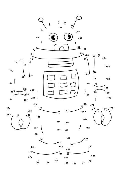 Dot To Dots Worksheets For Kindergarten  Kids Worksheets Printable  Kindergarten Worksheets