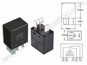 Wire Diagram Relay 14b192