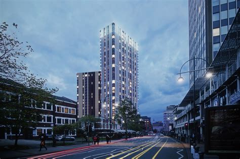 The Bank Tower 2 in Birmingham - Help To Buy now available