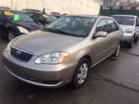 Toyota Yonkers by 2005 Toyota Corolla Le 4dr Sedan In Yonkers Ny Deleon