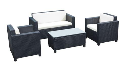 Salon de jardin leclerc meuble exterieur   Reference maison