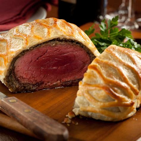 brit cuisine fillet of beef wellington recipes for