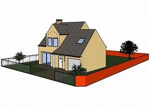 comment construire une maison avec google sketchup la With logiciel plan maison 3d 8 construire sa maison en 3d dossier