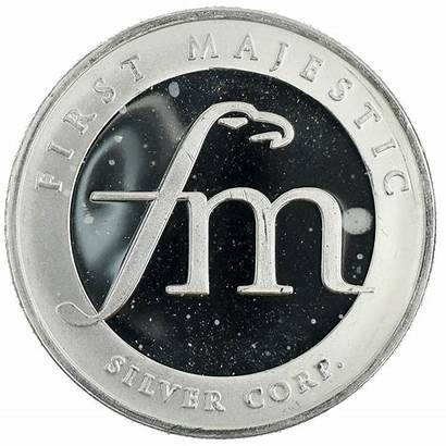 Silver Majestic Round Oz Rounds Coins Condition