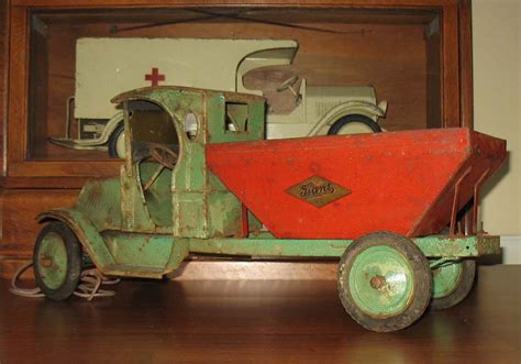 american national toy trucks  sale  toy appraisals