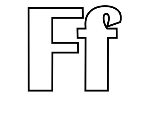 Classic Alphabet F At Coloring-pages-for-kids-boys