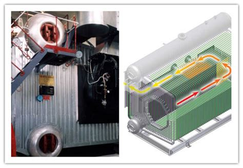 Szs Oil And Gas Fired Water Tube Boilers