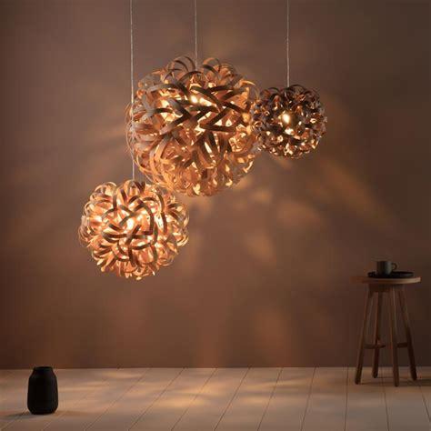 No. 1 Pendant Giant Von Tom Raffield I Holzdesignpur
